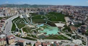 Ankara'daki dev parka 'Muhammed Ali' adı verildi!