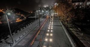 Ankara Hisar Park Caddesi'ne estetik dokunuş