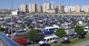 Ankara'ya 100 dönümlük oto pazarı yapılacak!