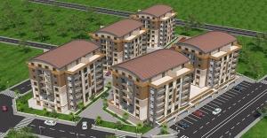 Bilimkent Çınar Evleri Millet Mahallesi'nde yükseliyor!