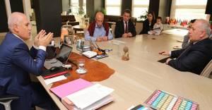 Bozbey deprem komisyonu önerisi verdi!