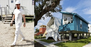 Brad Pitt onlar için 109 ev inşa etti!