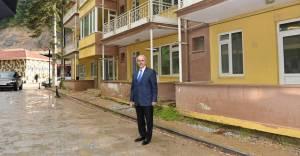 Bursa Büyükşehir Belediyesi'nden Oylat'a konaklama tesisi!