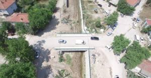 Bursa İsmetiye Deresi'ne 3 yeni köprü!