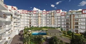 Buryap'tan ayrıcalıklı bir proje daha; Olivium Residence 2 !