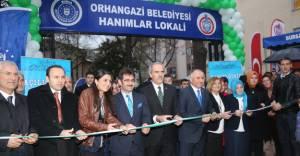 Büyükşehir'den Orhangazi'ye hizmet çalışmaları!
