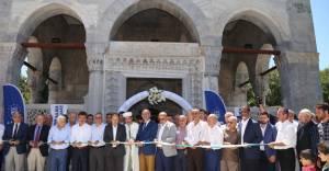 Büyükşehir İznik'te 630 yıllık eseri restore etti!