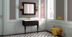 Creavit'ten Art banyo mobilyası!