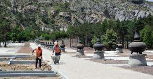 Çubuk Barajı'nın çevresi yeniden düzenleniyor!