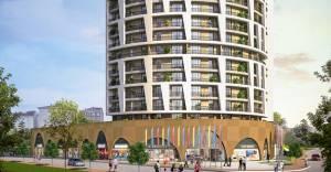 Denge Towers'ın 20 günde %30'u satıldı!