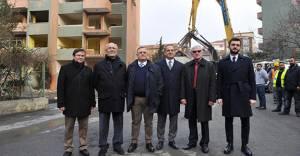 DKY Ada kentsel dönüşüm projesinde çalışmalar başladı!