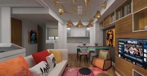 DKY İnşaat'tan ev deneyim merkezi!