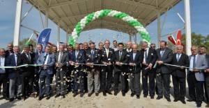Doğancı'da ürün toplama merkezi açıldı!