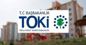 Eskişehir'de TOKİ kura çekimleri yapıldı!