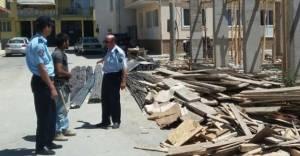 Gemlik'in mahallelerinde inşaat yasakları başladı!