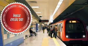 İstanbula iki yeni metro hattı geliyor!