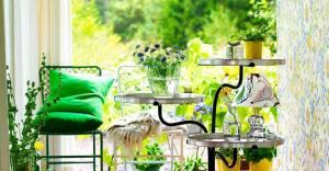 İşte balkonlarınız için bahar önerileri!