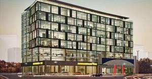 İzmir'in yeni ofis projesi; Kavuklar Office