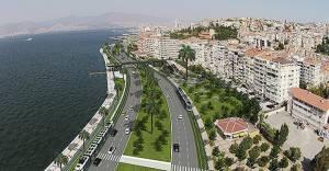 İzmir Sahil Bulvarı yeşilleniyor!