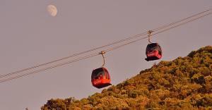 İzmir teleferik seferleri 5 Nisan'da yeniden başlayacak!