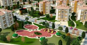 Karaman'a inşa edilecek 998 konutun ihalesi yapıldı