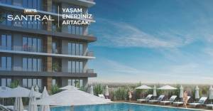 Makyol Santral Residence ve AVM Esenyurt'ta yükselecek!