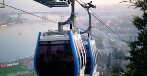 Mecidiyeköy-Çamlıca teleferik hattına onay geldi!