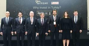 'Neden Türkiye'ye yatırım yapılmalı?'