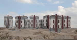 Nevşehir'de TOKİ konutlarının çekilişi yarın yapılacak!