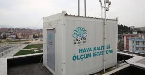 Nilüfer Belediyesi hava kirliliği raporunu kamuoyu ile paylaşıyor!