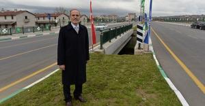 NOSAB Köprüsü ve bağlantı yolları ulaşıma açıldı!