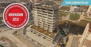 Ofis Gökçadır projesinde son durum - 9 Ekim 2015