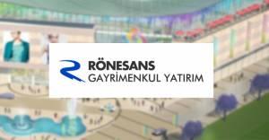 Rönesans Gayrimenkul'den Bursa'ya AVM!