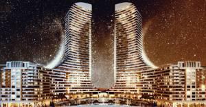 Sinpaş, Altın Kuleler ile Ankara'yı taçlandırıyor