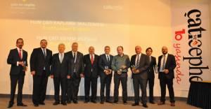 Terraco ürünü Superwood'a Yılın Cephe Malzemesi ödülü!