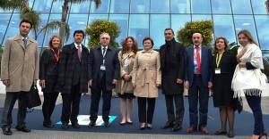 TOKİ Başkanı Ergün Turan projelerini MIPIM'de anlattı!