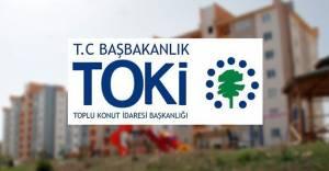 TOKİ'den Diyarbakır Üçkuyular'a 480 konut!