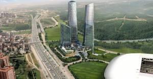 Türk Telekom Arena manzaralı ev; Skyland İstanbul!