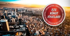 Türkiye geneli Konut Fiyat Endeksi açıklandı! İşte o veriler!