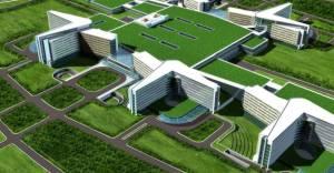 Türkiye'nin ilk sağlık kenti Kayseri'de inşa edilecek!
