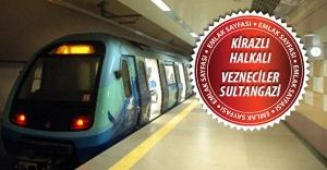 Yeni metro hatlarına onay geldi!