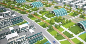 Yıldırım'de yeşil öncelikli kentsel dönüşüm