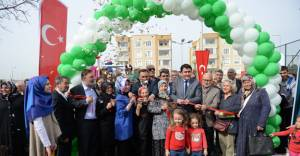 Yunuseli'ye 3 yeni park açıldı!