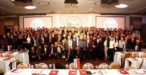 Yurtbay Seramik bayi toplantısı Antalya'da gerçekleşti