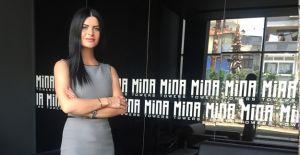 Mina Towers ve Mina Home Office yeni satış müdürü Sümeyye Aydın!