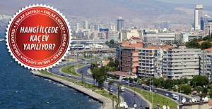 2019 yılına kadar İzmir'e 15 bin yeni konut yapılacak!