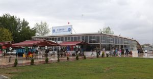 Büyükşehir'den Kumsaz'a sosyal tesis!