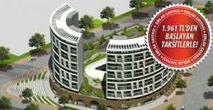 Denge Towers'ta 60 ay 0 faiz kampanyası!