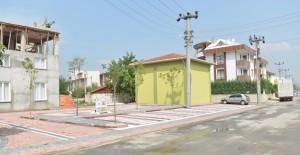 İnegöl Belediyesi 57. mahalleye otopark yaptı!