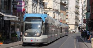 İstanbul'da 2 tramvay istasyonu Cumartesi ve Pazar kapalı!